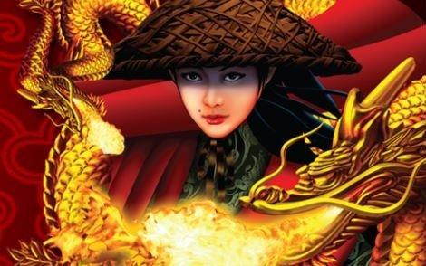 Konami China Mystery -peli