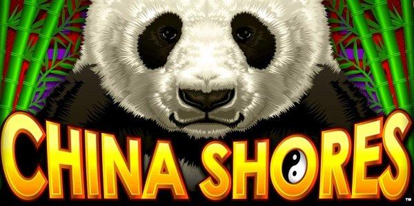 Konami China Shores kolikkopeli