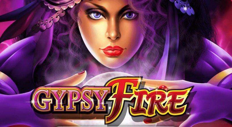 Konami Gypsy Fire -peli