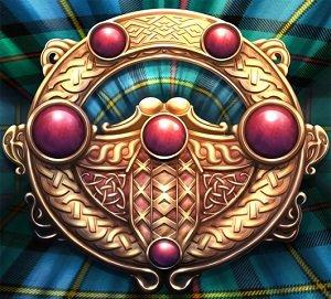 Highlander kolikkopeli hajontamerkki