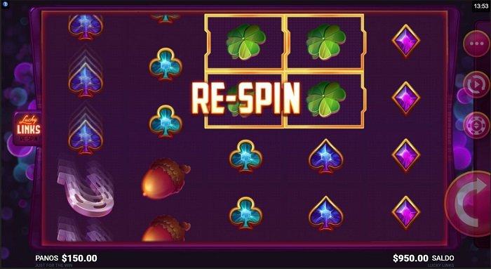 Lucky Links -kolikkopeli