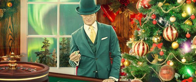Mr Green Napapiirin ruletti