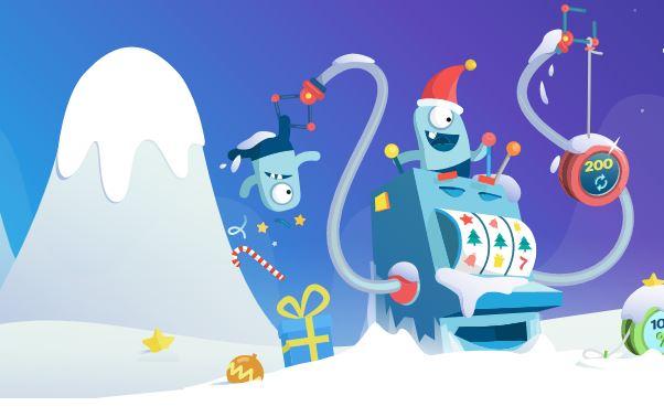 PlayFrank-kasino Talvijuhlat