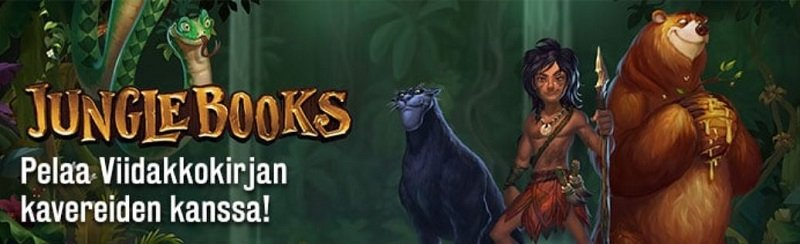 Jungle Books -kolikkopeli