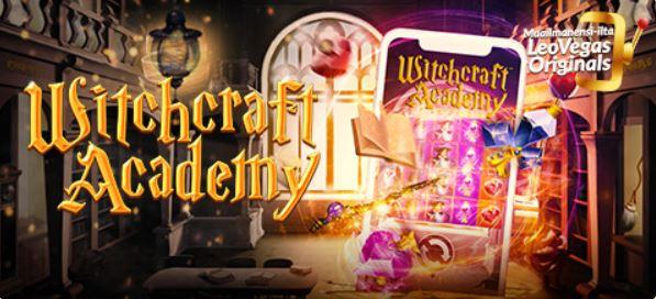 LeoVegas Originals Witchcraft Academy