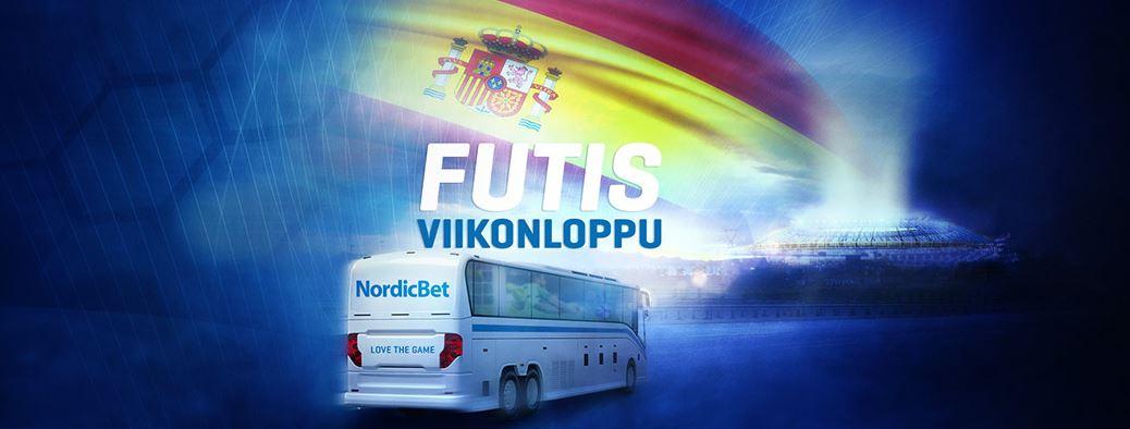 NordicBet Futisviikonloppu
