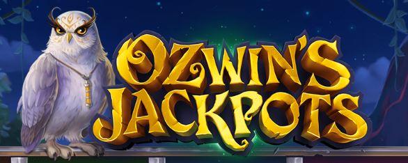 Ozwins jackpots kolikkopeli