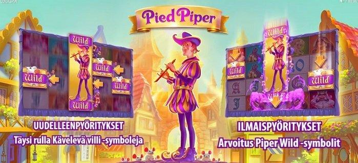 Pied Piper -kolikkopeli