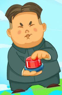 Rocket Men Kim