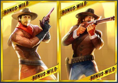 Sticky Bandits kolikkopeli