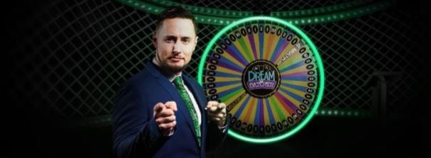Unibet Livekasino Money Wheel