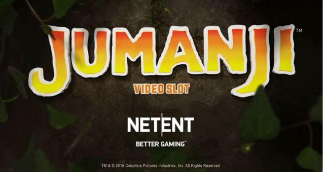Jumanji-kolikkopeli NetEnt