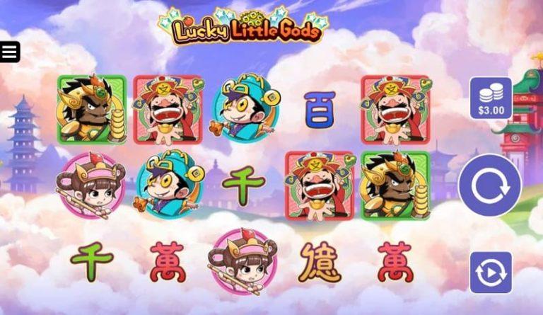 Lucky Little Gods -kolikkopeli