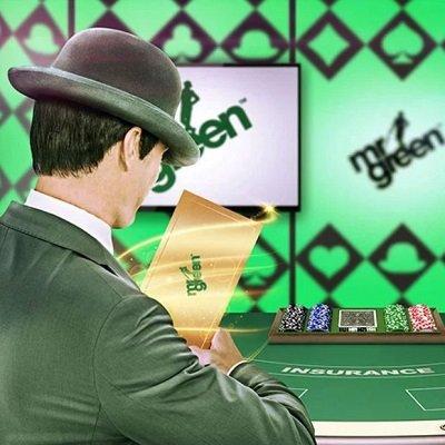 Mr Green blackjack