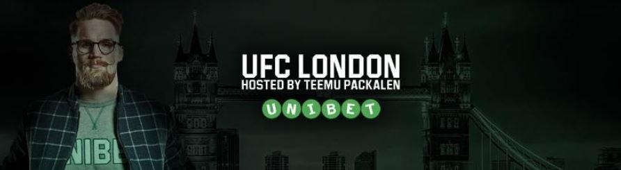 Unibet UFC Fight Night