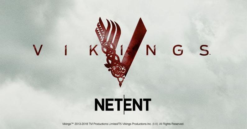 Vikings-kolikkopeli NetEnt