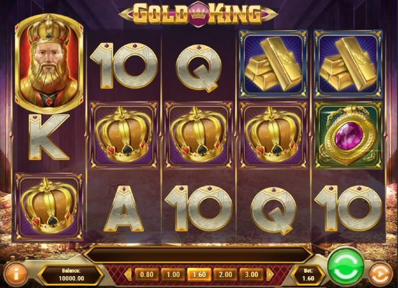gold king peruspeli
