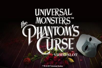 Phantom's Curse -kolikkopeli