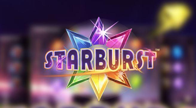 starburst suosikkipelit
