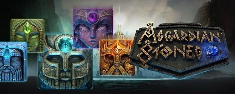 Asgardian Stones -kolikkopeli