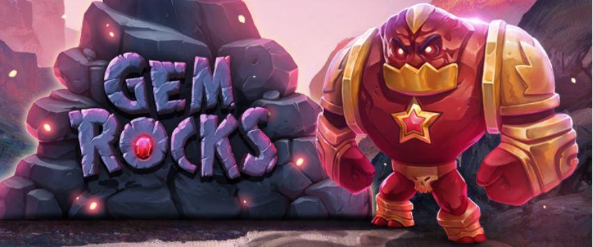 Gem Rocks -kolikkopeli