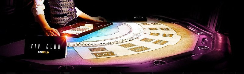 GoWild Casino VIP-klubi