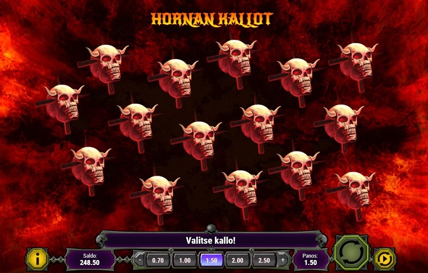 House of Doom bonuspeli