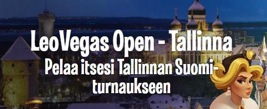LeoVegas Open Tallinna
