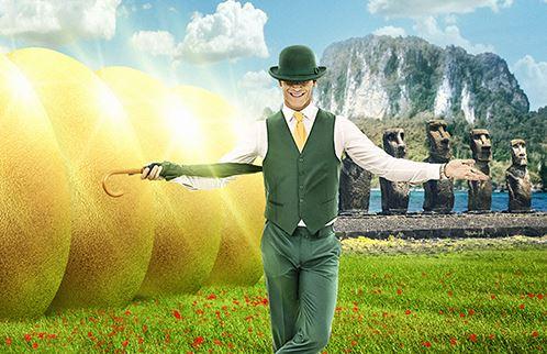Mr Green pääsiäismunajahti