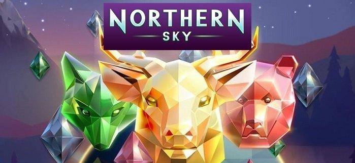 Northern Sky -kolikkopeli