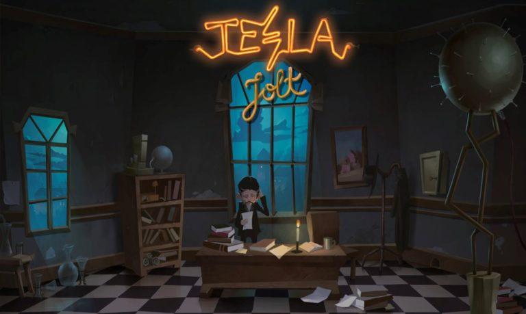 Tesla Jolt kolikkopeli