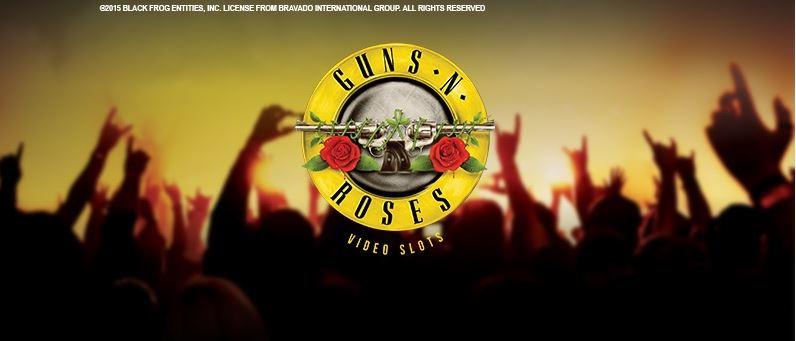 Unibet Guns N' Roses ilmaiskierroksia