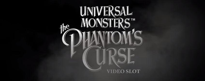 Universal Monsters Phantoms Curse kolikkopeli