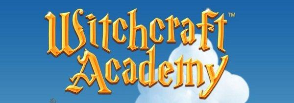 Witchcraft Academy kolikkopeli