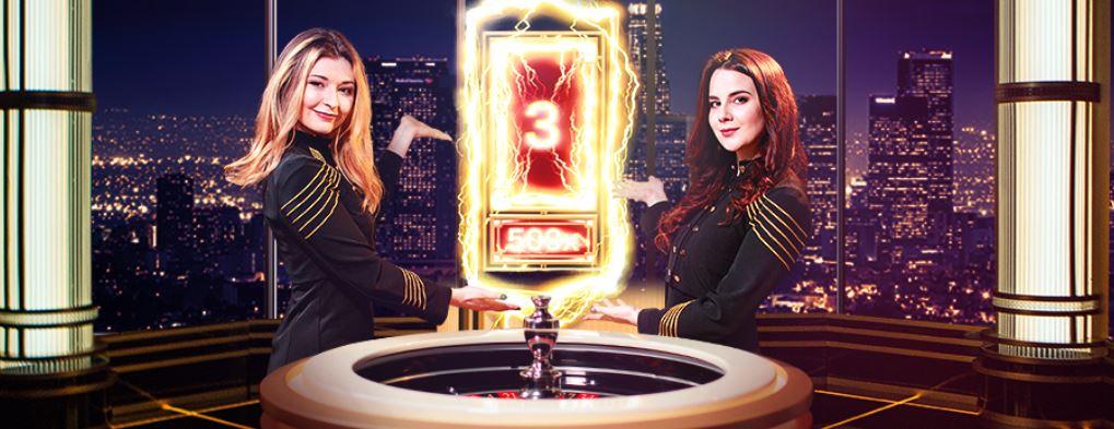 Maria Casino Lightning Roulette turnaus