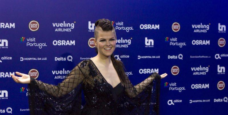 Saara Aalto euroviisut 2018