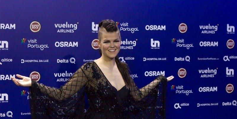 Euroviisut 2018 Saara Aalto