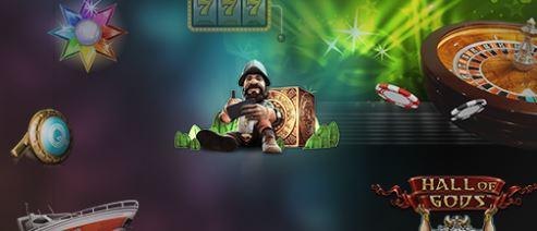 Goliath Casino pelivalikoima
