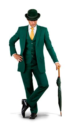 Mr Green pelinvalmistaja