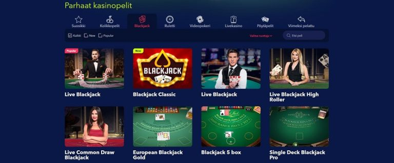 Night Rush Casino pelit