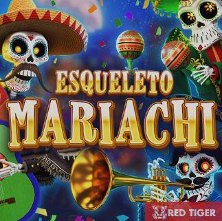 Red Tiger Esqueleto Mariachi