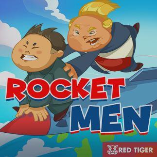 Red Tiger Rocket Men