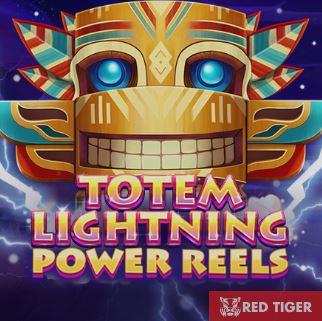 Red Tiger Totem Lightning