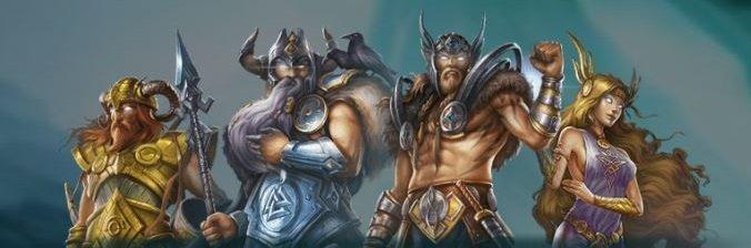 Viking Runecraft jumalat