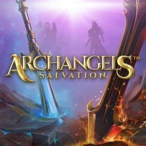 archangels salvation kolikkopelin logo