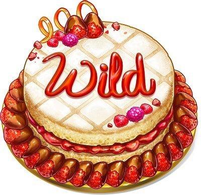baker's treat wild-symboli