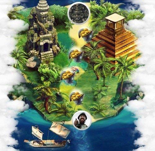 Casino Heroes Gonzon saari