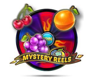 Mystery Reels -kolikkopeli CasinoEuro