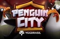 Penguin City logo