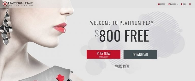 Platinum Play online casino